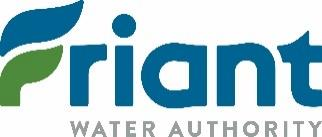 Friant Water Authority Logo