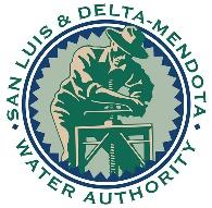 San Luis & Delta Mendota Water Authority Logo
